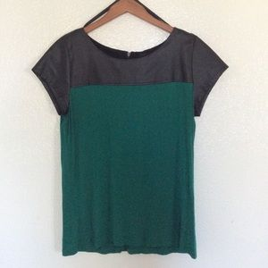 Mixed Material T